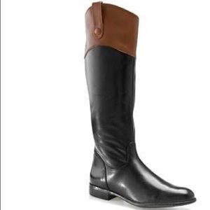 Ciao Bella leather riding boots